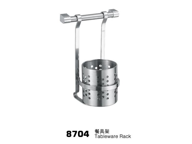 8704餐具架|厨房置物架不锈钢-餐具架-高要市金利镇金一恒美装饰五金厂