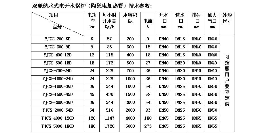 北京电开水锅炉