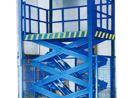 升降机设备