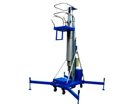 铝合金液压升降设备