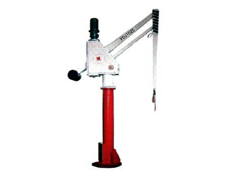 柱式悬臂式起重机