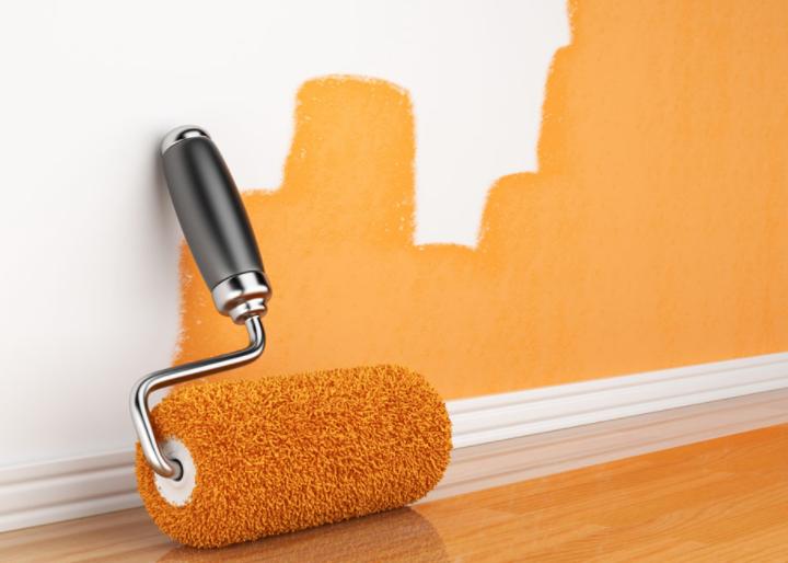 牆麵塗料滾筒