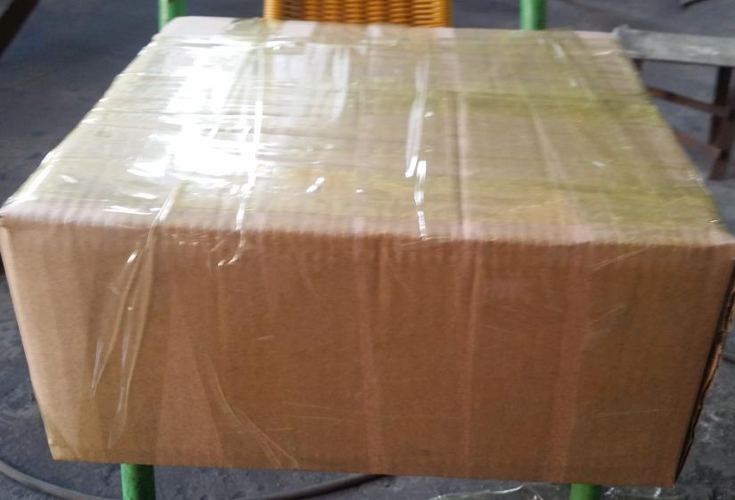 【发货通知】广东惠州的刘经理采购的振动筛用超声波换能器等已发货,预计三天到达,请注意接收!|发货与服务-新乡市北方通用机械有限公司