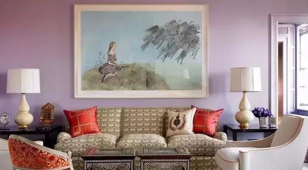 家居空間色彩搭配