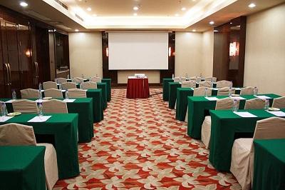 上海齐鲁万怡酒店|上海场地-上海今韦会展服务有限公司