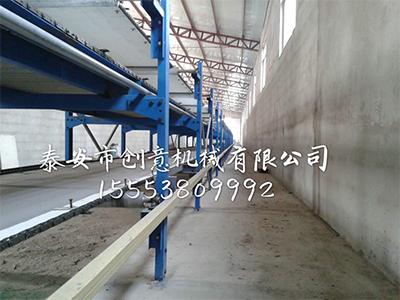 石膏板機械設備