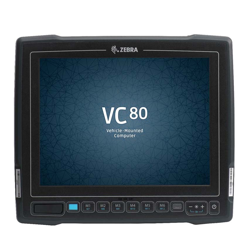 斑马Zebra VC80数据采集终端|Zebra斑马采集器-晋江市兴恒越科技有限公司