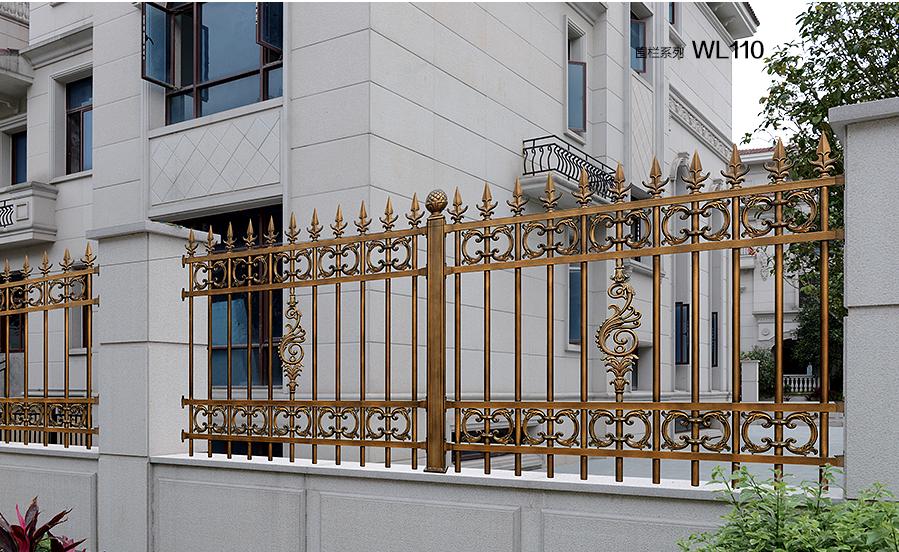 广西铝艺围栏