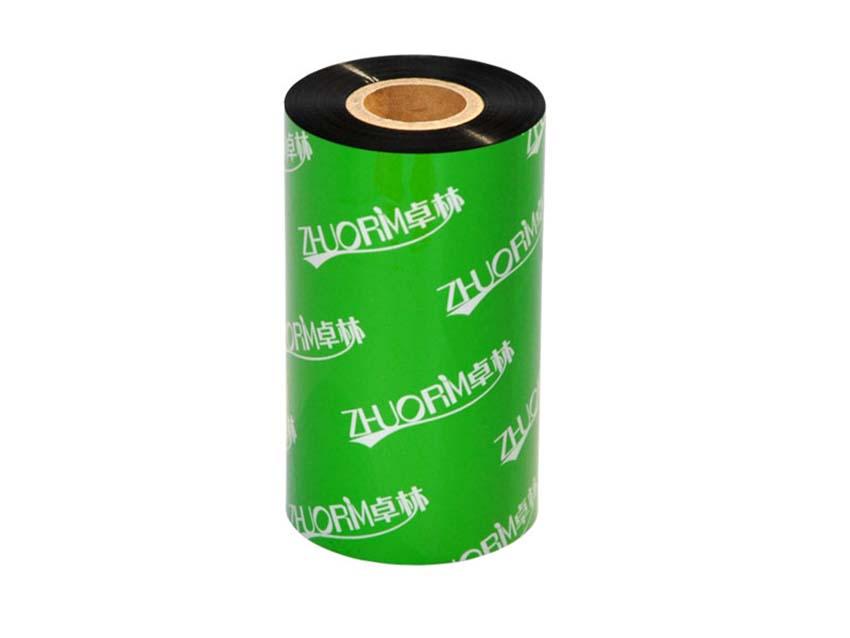 卓林Z305耐溶剂型树脂基条码碳带(平压式)|国产碳带-晋江市兴恒越科技有限公司