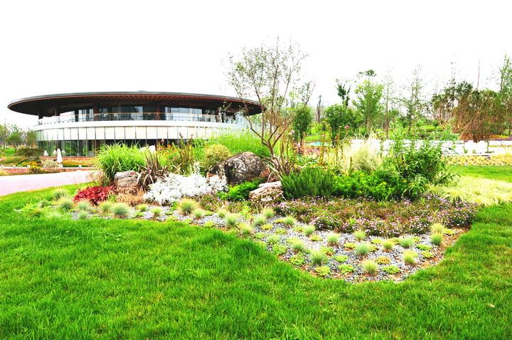 花境:打造天然植物之美(多圖)|行業資訊-四川陌上花開花境園藝有限公司