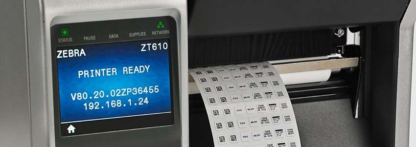 斑马Zebra ZT620工业级高精度宽幅打印机|Zebra斑马打印机-晋江市兴恒越科技有限公司