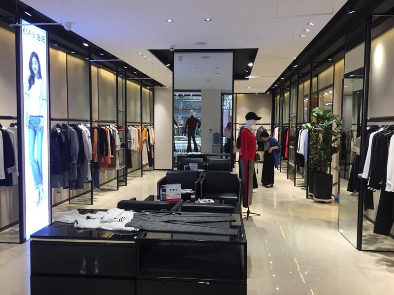 品牌服裝店|走進逸陽-鄭州云頂服飾有限公司