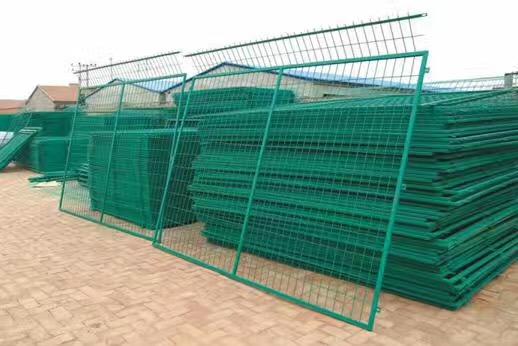 浸塑圍欄網|圍欄網系列-廣西卓歐金屬制品有限公司