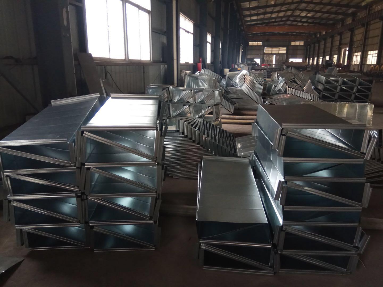 风管加工 风管加工-厦门市银昌贸易有限公司.