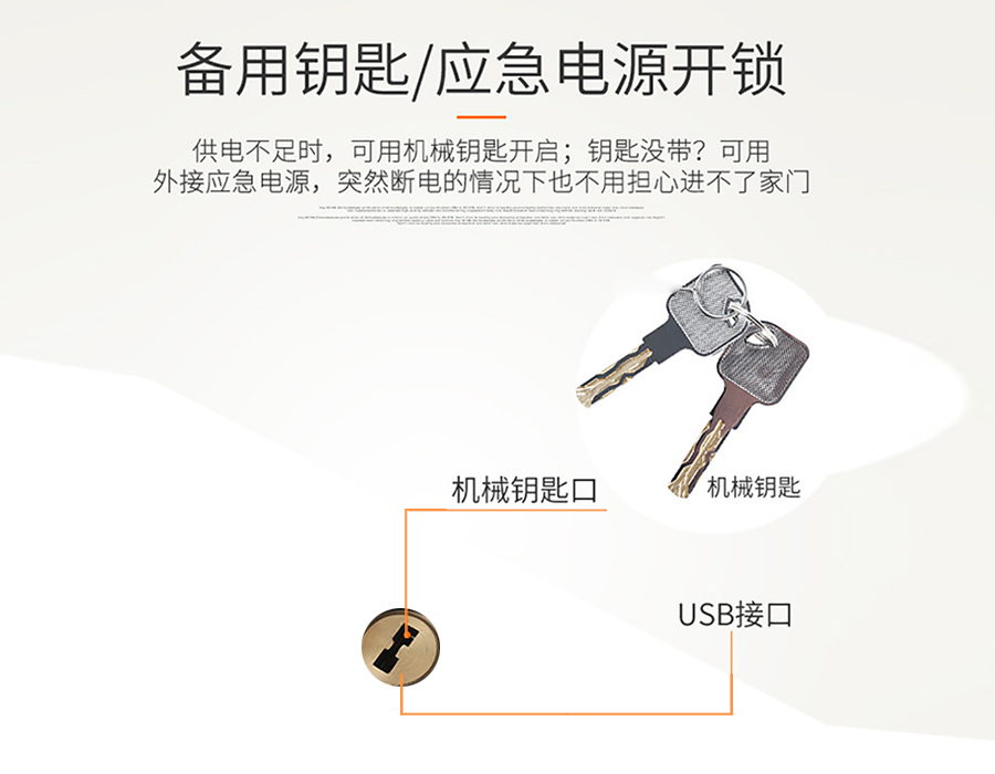 智能指紋密碼鎖