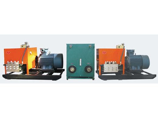 輕便節能型乳化液泵站