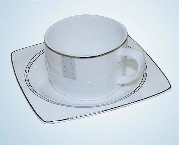 小号骨瓷克莱奥咖啡杯碟咖啡杯套装欧式咖啡杯咖啡杯