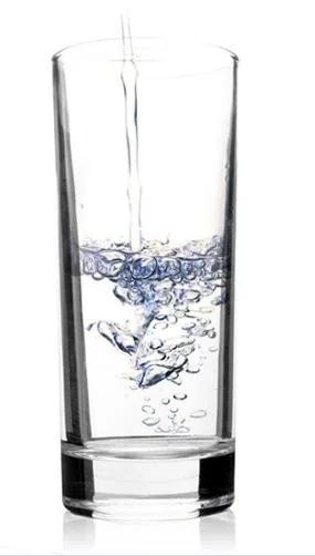 300ML直身筒玻璃水杯茶杯啤酒杯果汁杯子无铅水晶直身口杯