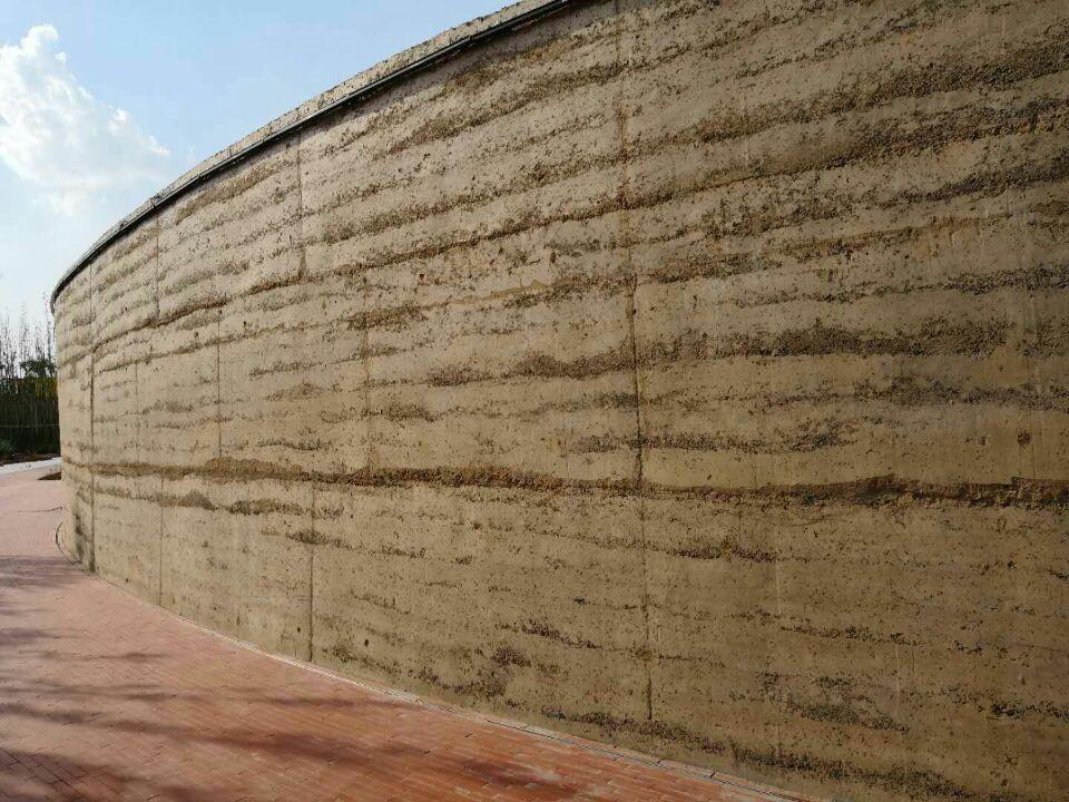 不怕水土壤固化剂土夯墙西安不怕水土壤固化剂土夯墙|淤泥原位固化稳定系统-杭州抗疏力新材料环保科技有限公司