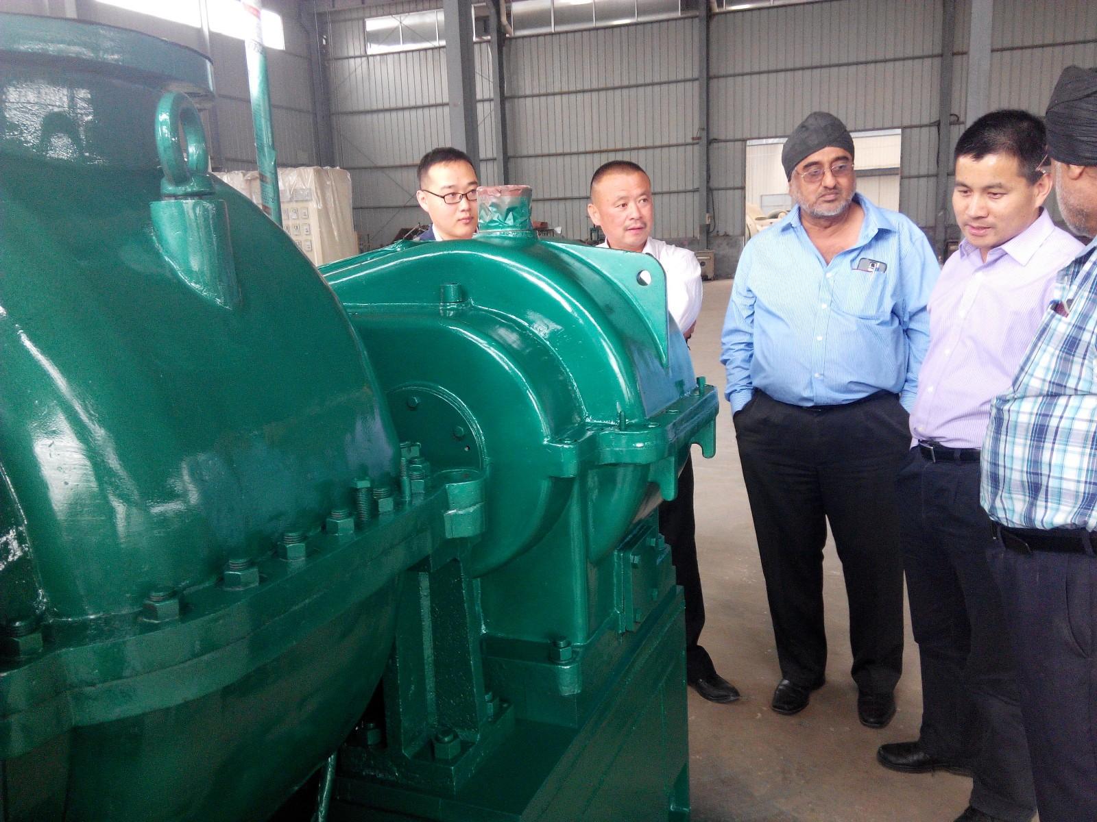 淄博卓信汽轮机公司生产的产品销售于国内外市场|公司资讯-威尼斯官网