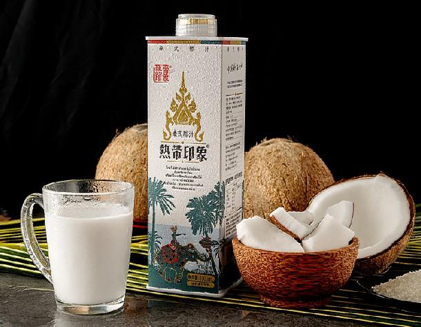 熱帶印象 1000ml泰式 盒裝|熱帶印象 1000ml泰式 盒裝-海南熱帶印象植物飲料有限公司