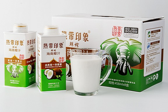 熱帶印象 458g 瓶裝|熱帶印象 458g 瓶裝-海南熱帶印象植物飲料有限公司