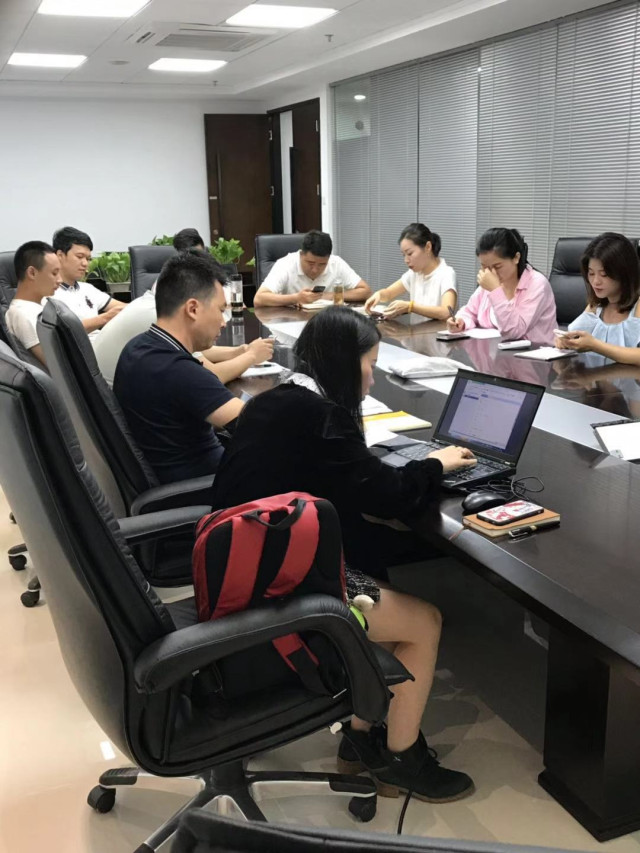 励销CRM培训学习会议|迪升动态-荣兴彩票