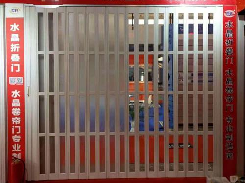 西安水晶折叠门.jpg
