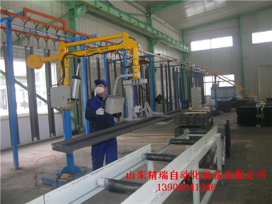 喷涂线吊装搬运气动机械手.JPG
