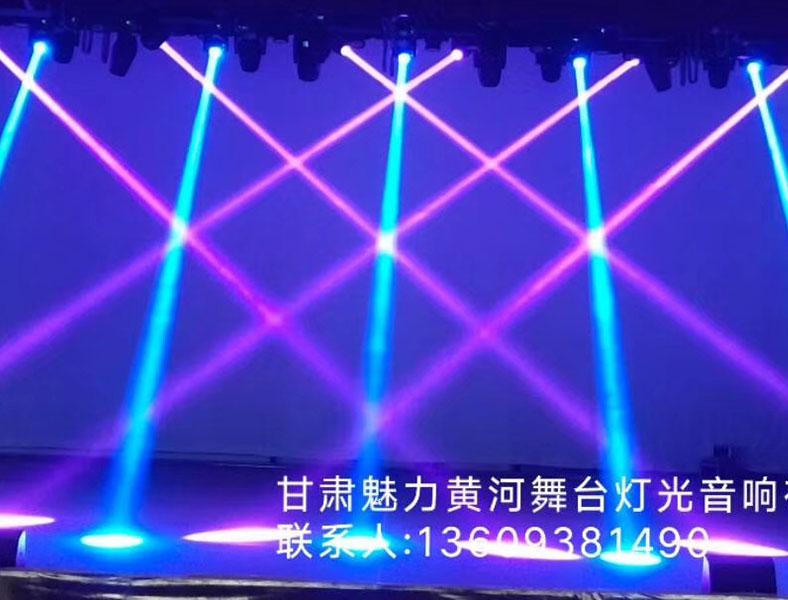 交大工程——兰州专业灯光音响安装|工程案例-甘肃魅力黄河舞台灯光音响有限公司