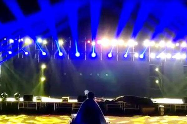 兰州理工大学演出——兰州灯光音响演出 工程案例-甘肃魅力黄河舞台灯光音响有限公司