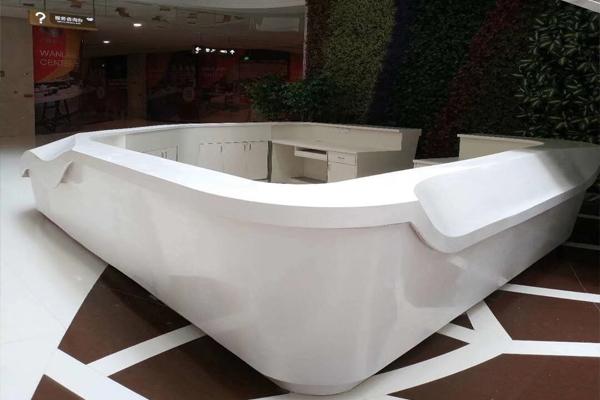 顺德万联广场服务台|工程案例-广州瀚宇实验室设备幸运飞艇
