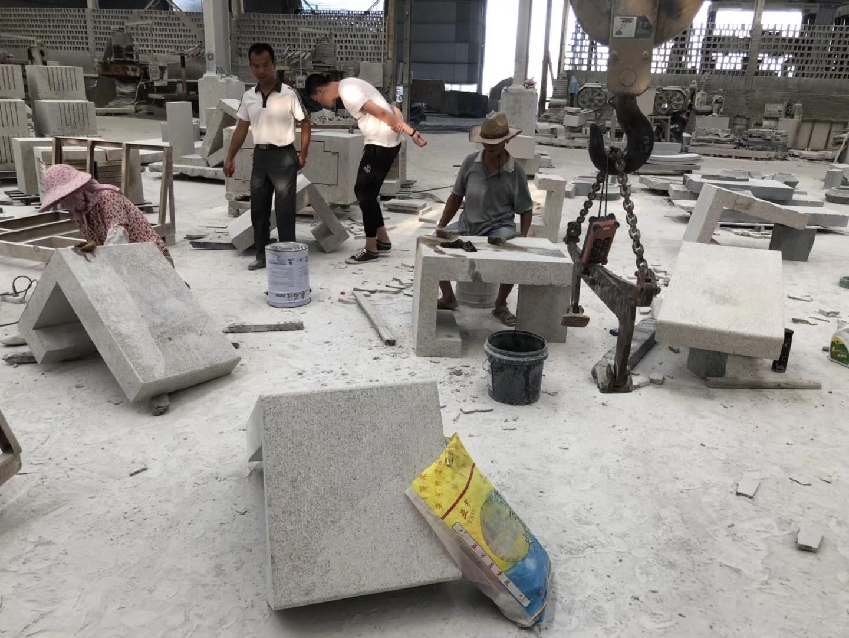 佳榕石材展示新成果--石板材、园林景观、栏杆、弧形板、喷水池、圆柱、浮雕、柱头、 柱皮、 线条、 罗|公司资讯-福建省泉州佳榕石材有限公司