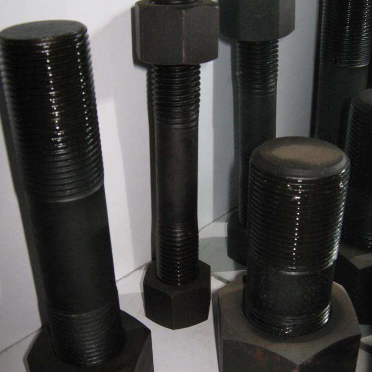 雙頭 雙頭螺栓高強度雙頭螺栓|地腳螺栓-邯鄲市永年區騰軒緊固件制造有限公司