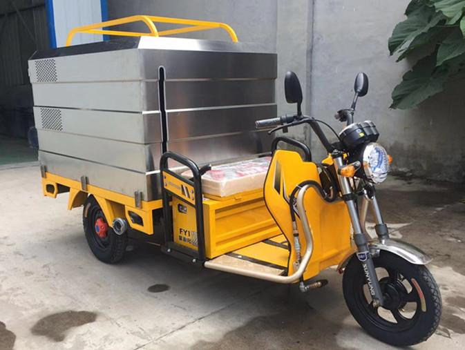 SYG-1500电动高压冲洗车