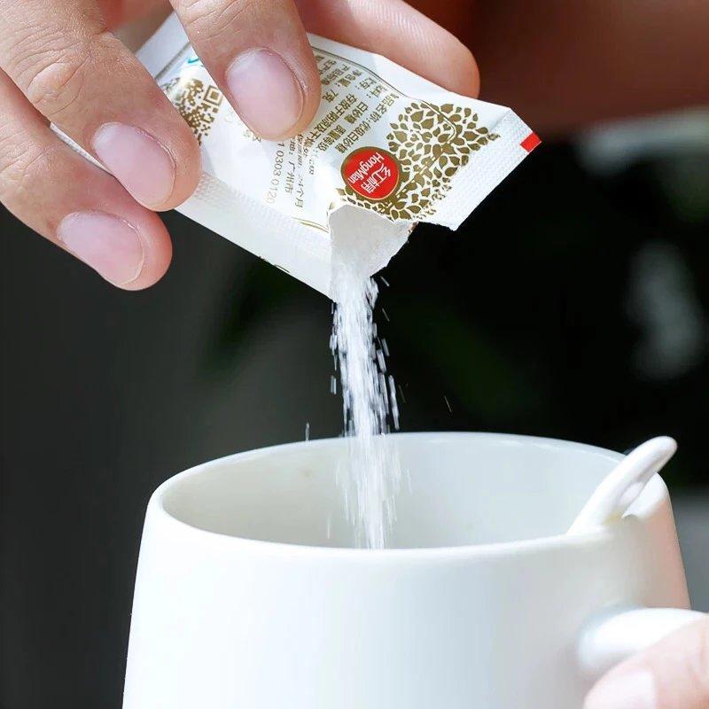 咖啡白糖包