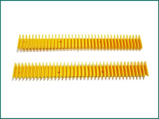 SIGMA Escalator parts , escalator yellow strip 2L05913-M.....jpg