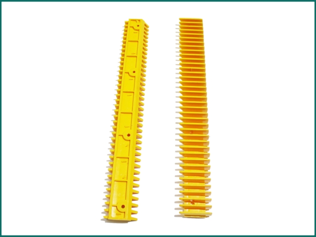 SIGMA Escalator parts , escalator yellow strip 2L05913-M.......jpg