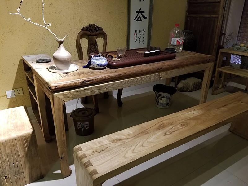 老榆木家具|老榆木家具-山东匠人木木业有限公司