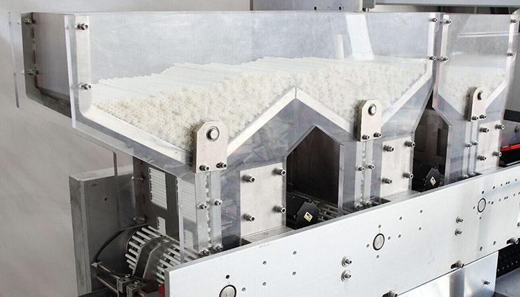 纸吸管装盒机包装生产线