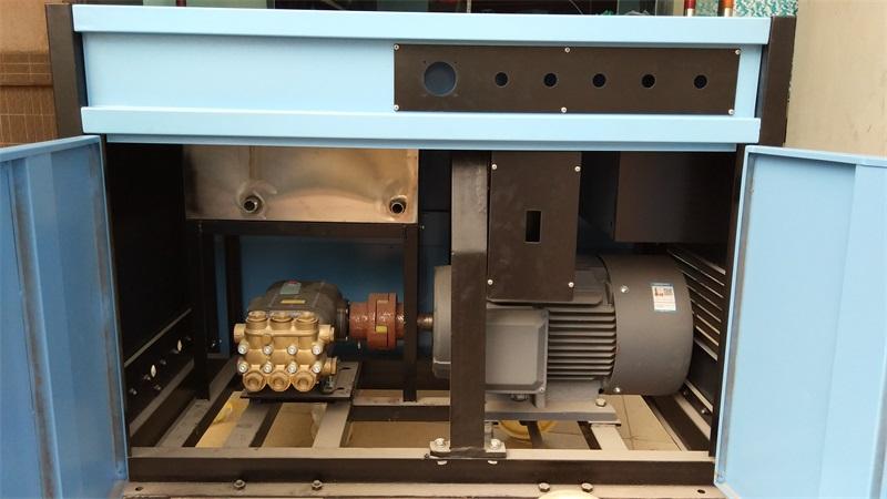 电动式高压通渠机|电动式高压通渠机-端州区一通下水道维修清洁服务部