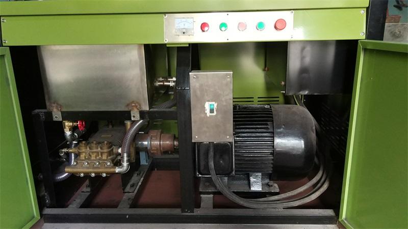 电动式高压通渠机