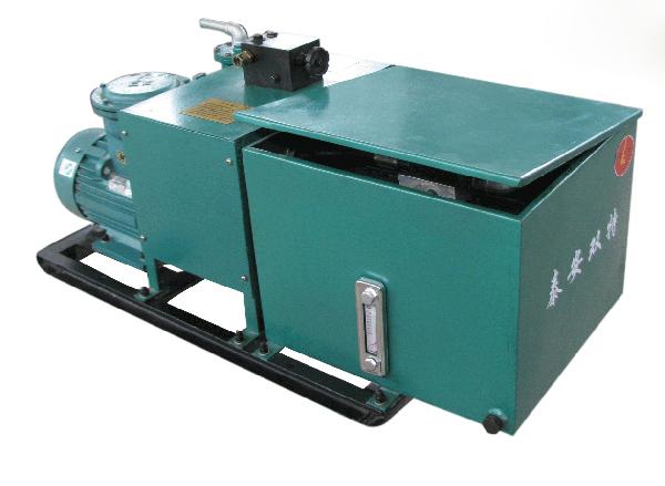 乳化液移动泵站