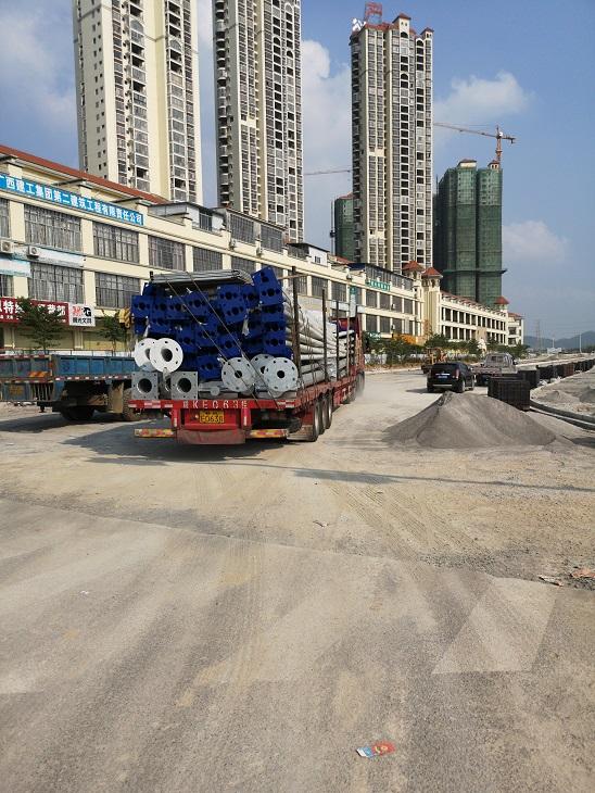 来宾市翠屏东路路灯|工程案例-广西骏溪交通器材有限公司