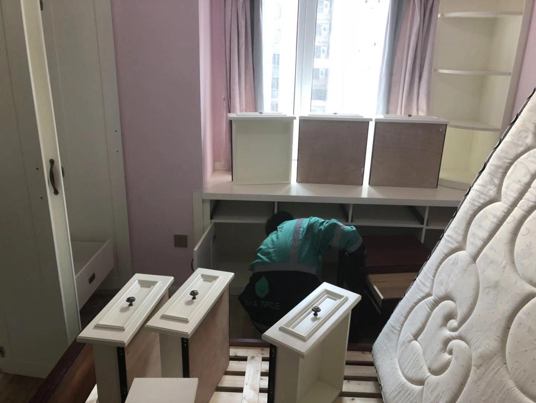 汉阳新城璟悦城家庭治理案例|家庭除甲醛异味-武汉小小叶子环保科技有限公司