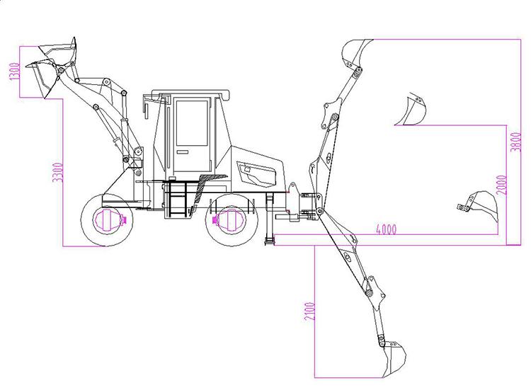 富二代短视频看不了SM10-70型挖掘装载机