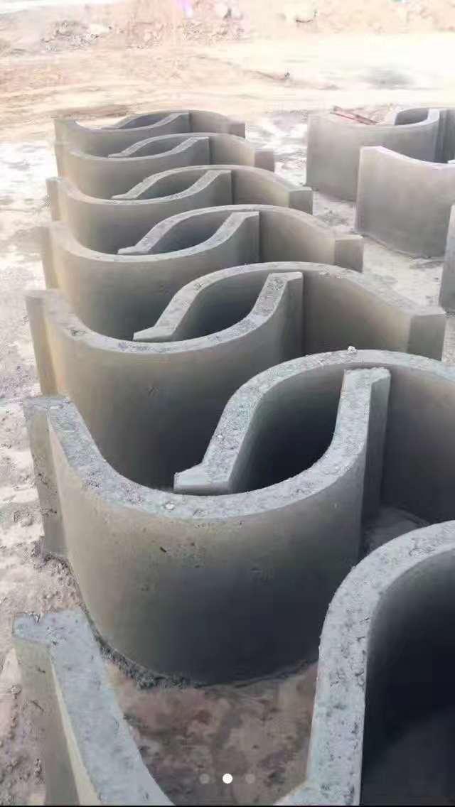 水泥u型槽成型机|水泥u型槽成型机-沂南弘顺机械厂