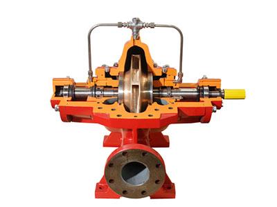S型單級雙吸水平中開離心泵 |空調、循環、生活用泵-上海AG娛樂手機版下載泵業製造有限公司