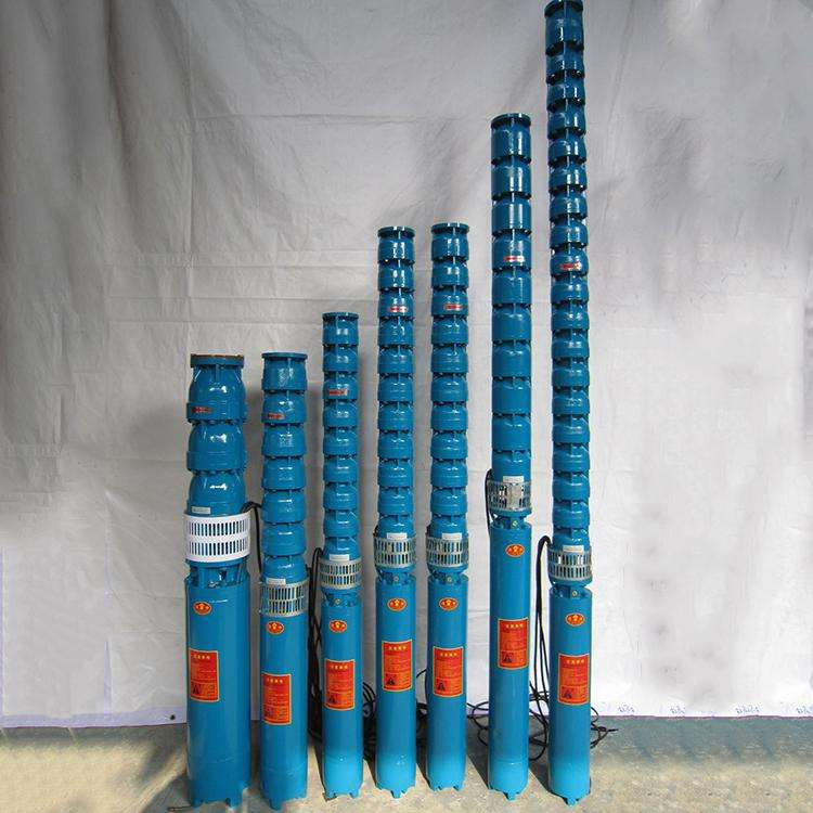 QJ型深井潛水電泵|工礦用泵-上海亞州泵業制造有限公司