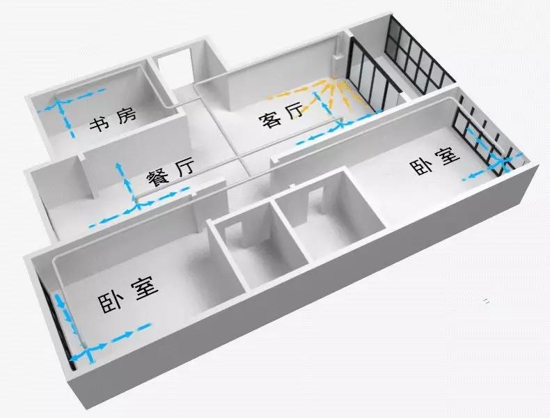 新风系统到底能不能除甲醛?|行业新闻-温州市康普楼宇设备有限公司